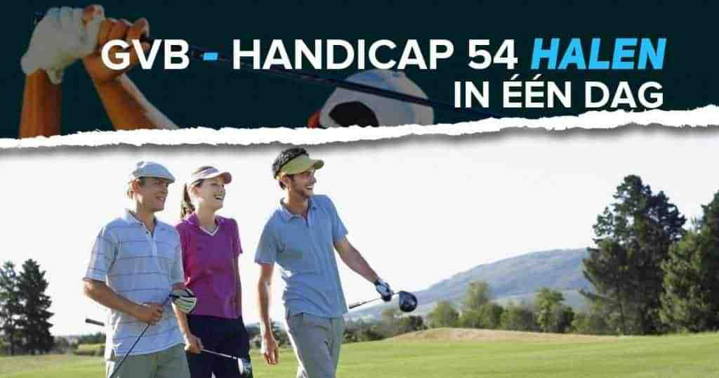 GVB Handicap 54 in 1 dag image by FLOGOLF